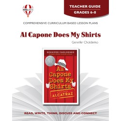 Al Capone Does My Shirts (Teacher's Guide)