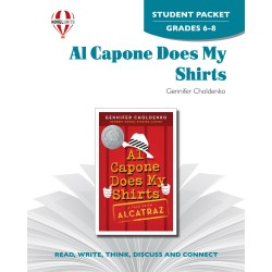 Al Capone Does My Shirts (Student Packet)