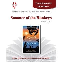 Summer of the Monkeys (Teacher's Guide)