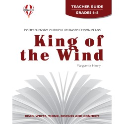 King of the Wind (Teacher's Guide)