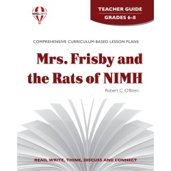 Mrs. Frisby and the Rats of NIMH (Teacher's Guide)