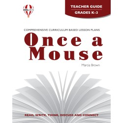Once a Mouse (Teacher's Guide)