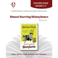 Almost Starring Skinnybones (Teacher's Guide)