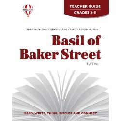 Basil of Baker Street (Teacher's Guide)