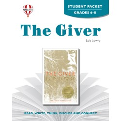 Giver, The (Student Packet)