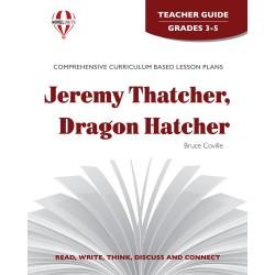 Jeremy Thatcher, Dragon Hatcher (Teacher's Guide)