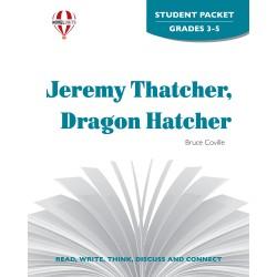 Jeremy Thatcher, Dragon Hatcher (Student Packet)