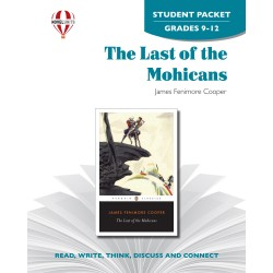 Last of the Mohicans, The (Student Packet)
