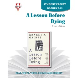 Lesson Before Dying, A (Student Packet)