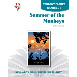 Summer of the Monkeys (Student Packet)
