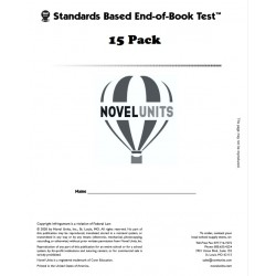 Giver, The (End of Book Test - Student Pack)