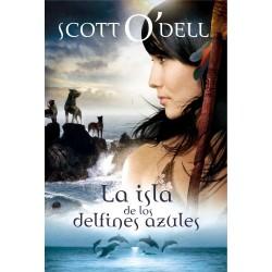 La Isla de los Delfines Azules (Spanish)