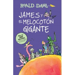 James y el melocoton gigante  (Spanish)