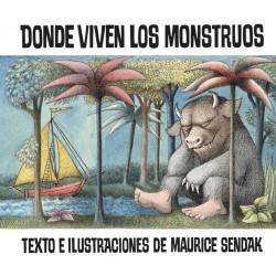 Donde Viven los Monstruos (Spanish)